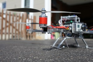 Aeroquad the Open Source Quadcopter